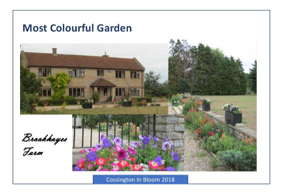 Cossington in Bloom